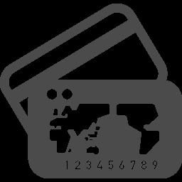 クレジットカードのアイコン素材 アイコン素材ダウンロードサイト Icooon Mono 商用利用可能なアイコン素材が無料 フリー ダウンロードできるサイト