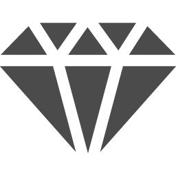 宝石の無料アイコン アイコン素材ダウンロードサイト Icooon Mono 商用利用可能なアイコン素材が無料 フリー ダウンロードできるサイト