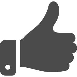 いいね の無料アイコン アイコン素材ダウンロードサイト Icooon Mono 商用利用可能なアイコン 素材が無料 フリー ダウンロードできるサイト