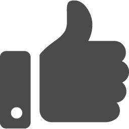 グッジョブの手の無料アイコン アイコン素材ダウンロードサイト Icooon Mono 商用利用可能なアイコン 素材が無料 フリー ダウンロードできるサイト