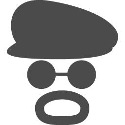 古典的な泥棒アイコン アイコン素材ダウンロードサイト Icooon Mono 商用利用可能なアイコン素材が無料 フリー ダウンロードできるサイト