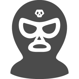 悪の戦闘員の無料アイコン アイコン素材ダウンロードサイト Icooon Mono 商用利用可能なアイコン素材が無料 フリー ダウンロードできるサイト