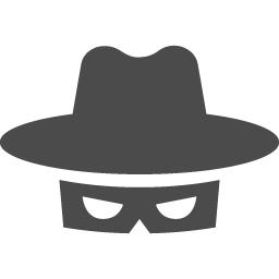 ハッカーのアイコン アイコン素材ダウンロードサイト Icooon Mono 商用利用可能なアイコン素材が無料 フリー ダウンロードできるサイト