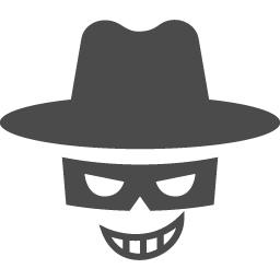 無料で使えるハッカーのアイコン アイコン素材ダウンロードサイト Icooon Mono 商用利用可能なアイコン素材が無料 フリー ダウンロードできるサイト