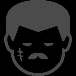 ヤクザのアイコン素材 アイコン素材ダウンロードサイト Icooon Mono 商用利用可能なアイコン素材が無料 フリー ダウンロードできるサイト