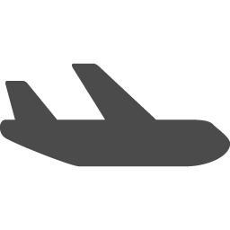 旅客機のフリーアイコン アイコン素材ダウンロードサイト Icooon Mono 商用利用可能なアイコン素材が無料 フリー ダウンロードできるサイト