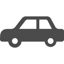シンプルな乗用車のアイコン素材 アイコン素材ダウンロードサイト Icooon Mono 商用利用可能なアイコン素材 が無料 フリー ダウンロードできるサイト