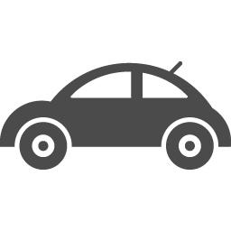 ビートルっぽい車のアイコン アイコン素材ダウンロードサイト Icooon Mono 商用利用可能なアイコン素材が無料 フリー ダウンロードできるサイト
