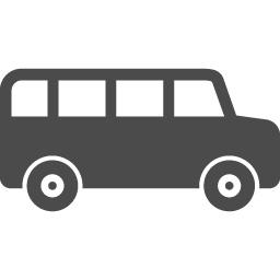 スクールバスのアイコン アイコン素材ダウンロードサイト Icooon Mono 商用利用可能なアイコン素材が無料 フリー ダウンロードできるサイト