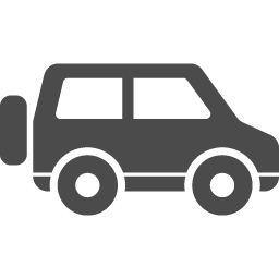 Suv車のアイコン素材 アイコン素材ダウンロードサイト Icooon Mono 商用利用可能なアイコン 素材が無料 フリー ダウンロードできるサイト