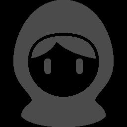 赤頭巾ちゃんのフリーアイコン3 アイコン素材ダウンロードサイト Icooon Mono 商用利用可能なアイコン 素材が無料 フリー ダウンロードできるサイト