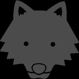 狼のフリーアイコン アイコン素材ダウンロードサイト Icooon Mono 商用利用可能なアイコン素材が無料 フリー ダウンロードできるサイト