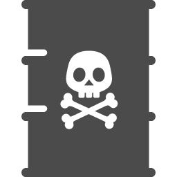 危険物のアイコン アイコン素材ダウンロードサイト Icooon Mono 商用利用可能なアイコン素材が無料 フリー ダウンロードできるサイト