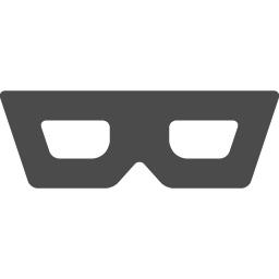 3d眼鏡のアイコン アイコン素材ダウンロードサイト Icooon Mono 商用利用可能なアイコン素材が無料 フリー ダウンロードできるサイト
