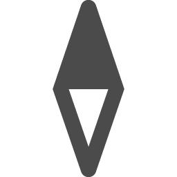 コンパスアイコン アイコン素材ダウンロードサイト Icooon Mono 商用利用可能なアイコン素材が無料 フリー ダウンロードできるサイト