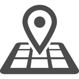 目的地アイコン4 アイコン素材ダウンロードサイト Icooon Mono 商用利用可能なアイコン素材が無料 フリー ダウンロードできるサイト