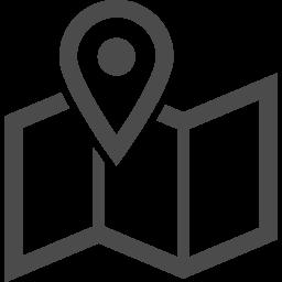地図 マーカーアイコン2 アイコン素材ダウンロードサイト Icooon Mono 商用利用可能なアイコン 素材が無料 フリー ダウンロードできるサイト