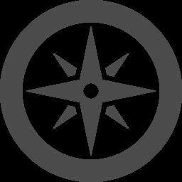 方位磁石のアイコン素材 2 アイコン素材ダウンロードサイト Icooon Mono 商用利用可能なアイコン素材 が無料 フリー ダウンロードできるサイト
