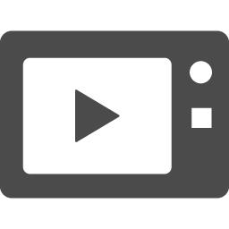 Movie アイコン素材ダウンロードサイト Icooon Mono 商用利用可能なアイコン素材が無料 フリー ダウンロードできるサイト