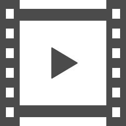 動画フィルムのアイコン素材 アイコン素材ダウンロードサイト Icooon Mono 商用利用可能なアイコン素材が無料 フリー ダウンロードできるサイト