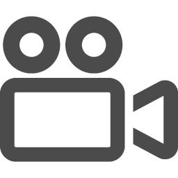 ムービーのアイコン素材 アイコン素材ダウンロードサイト Icooon Mono 商用利用可能なアイコン 素材が無料 フリー ダウンロードできるサイト