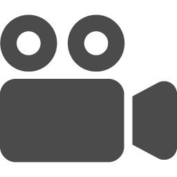 無料のムービーのアイコン素材2 アイコン素材ダウンロードサイト Icooon Mono 商用利用可能なアイコン 素材が無料 フリー ダウンロードできるサイト
