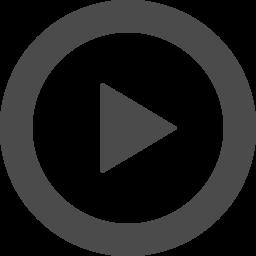 動画再生マークのアイコン アイコン素材ダウンロードサイト Icooon Mono 商用利用可能なアイコン 素材が無料 フリー ダウンロードできるサイト