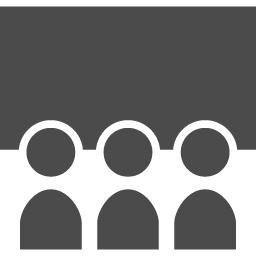 映画館での鑑賞アイコン素材 アイコン素材ダウンロードサイト Icooon Mono 商用利用可能なアイコン 素材が無料 フリー ダウンロードできるサイト