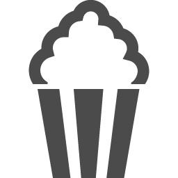 ポップコーンのアイコン素材 アイコン素材ダウンロードサイト Icooon Mono 商用利用可能なアイコン 素材が無料 フリー ダウンロードできるサイト