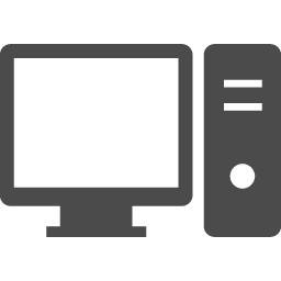 Free Desktop Pc Icon アイコン素材ダウンロードサイト Icooon Mono 商用利用可能なアイコン素材が無料 フリー ダウンロードできるサイト
