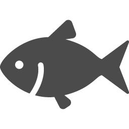 魚の無料アイコン素材 アイコン素材ダウンロードサイト Icooon Mono 商用利用可能なアイコン素材が無料 フリー ダウンロードできるサイト