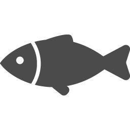 魚のアイコン素材2 アイコン素材ダウンロードサイト Icooon Mono 商用利用可能なアイコン素材が無料 フリー ダウンロードできるサイト