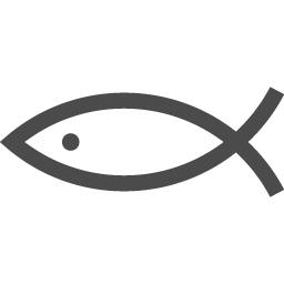 シンプルな線の魚のアイコン素材 アイコン素材ダウンロードサイト Icooon Mono 商用利用可能なアイコン素材が無料 フリー ダウンロードできるサイト
