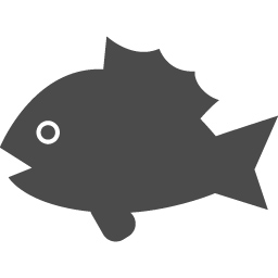 鯛の無料アイコン素材 アイコン素材ダウンロードサイト Icooon Mono 商用利用可能なアイコン 素材が無料 フリー ダウンロードできるサイト
