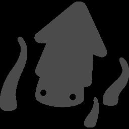 海の怪物クラーケンのアイコン素材 アイコン素材ダウンロードサイト Icooon Mono 商用利用可能なアイコン素材が無料 フリー ダウンロードできるサイト
