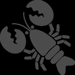 エビのアイコン素材 アイコン素材ダウンロードサイト Icooon Mono 商用利用可能なアイコン素材が無料 フリー ダウンロードできるサイト