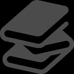 積み重ねた本のアイコン素材 アイコン素材ダウンロードサイト Icooon Mono 商用利用可能なアイコン 素材が無料 フリー ダウンロードできるサイト
