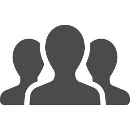 人物アイコン チーム アイコン素材ダウンロードサイト Icooon Mono 商用利用可能なアイコン素材が無料 フリー ダウンロードできるサイト