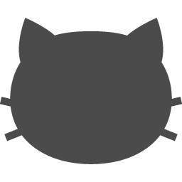 猫のシルエット アイコン素材ダウンロードサイト Icooon Mono 商用利用可能なアイコン素材が無料 フリー ダウンロードできるサイト