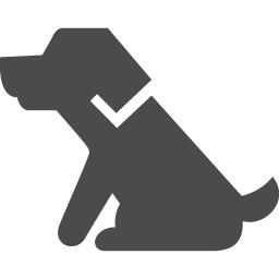 無料で使える犬アイコン アイコン素材ダウンロードサイト Icooon Mono 商用利用可能なアイコン 素材が無料 フリー ダウンロードできるサイト