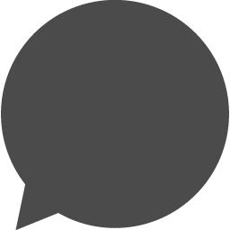 吹き出しアイコン アイコン素材ダウンロードサイト Icooon Mono 商用利用可能なアイコン素材が無料 フリー ダウンロードできるサイト