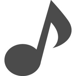 8分音符のアイコン アイコン素材ダウンロードサイト Icooon Mono 商用利用可能なアイコン素材が無料 フリー ダウンロードできるサイト