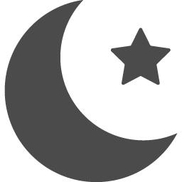 夜空のフリーアイコン アイコン素材ダウンロードサイト Icooon Mono 商用利用可能なアイコン素材 が無料 フリー ダウンロードできるサイト