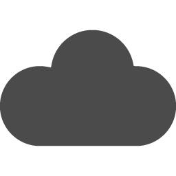天気くもりのアイコン素材 アイコン素材ダウンロードサイト Icooon Mono 商用利用可能なアイコン素材 が無料 フリー ダウンロードできるサイト