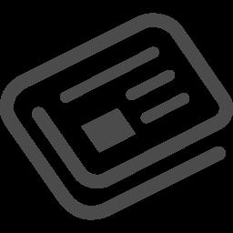 新聞のフリーアイコン アイコン素材ダウンロードサイト Icooon Mono 商用利用可能なアイコン 素材が無料 フリー ダウンロードできるサイト