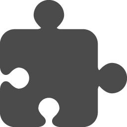 アドオンのパズルピースのアイコン素材 1 アイコン素材ダウンロードサイト Icooon Mono 商用利用可能なアイコン素材 が無料 フリー ダウンロードできるサイト
