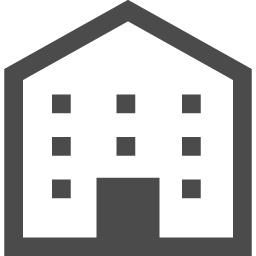 先の尖ったビルのアイコン素材 7 アイコン素材ダウンロードサイト Icooon Mono 商用利用可能なアイコン 素材が無料 フリー ダウンロードできるサイト