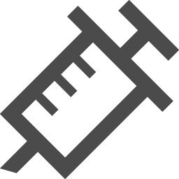 注射器のアイコン素材 1 アイコン素材ダウンロードサイト Icooon Mono 商用利用可能なアイコン素材が無料 フリー ダウンロードできるサイト