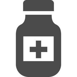 お薬アイコン アイコン素材ダウンロードサイト Icooon Mono 商用利用可能なアイコン素材が無料 フリー ダウンロードできるサイト
