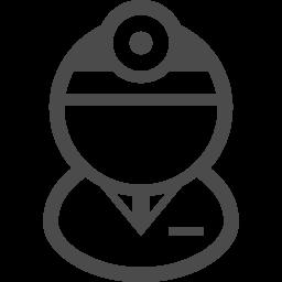 かわいい医者のアイコン素材 アイコン素材ダウンロードサイト Icooon Mono 商用利用可能なアイコン素材が無料 フリー ダウンロードできるサイト